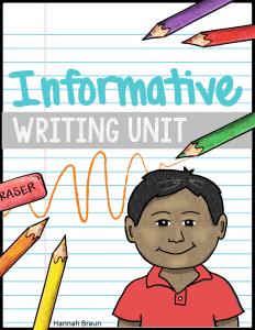 Informative Writing - The Classroom Key