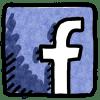 fb doodle icon color