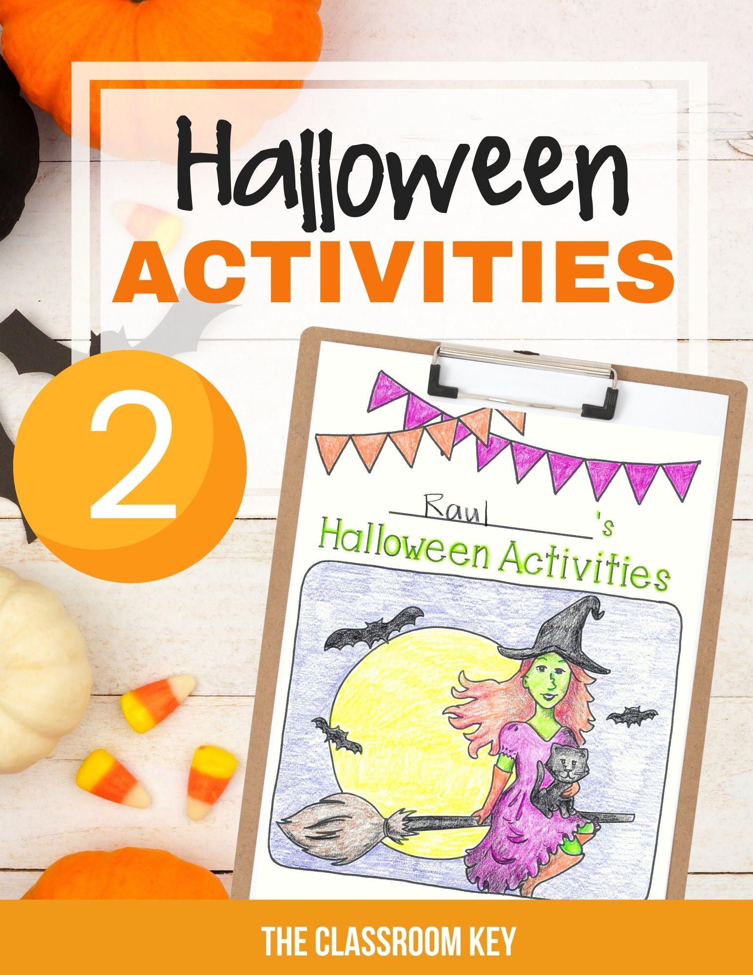 Halloween Packet 2nd