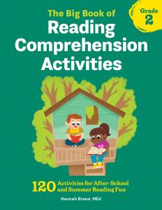The Big Book of Reading Comprehension Activities for 2nd Grade