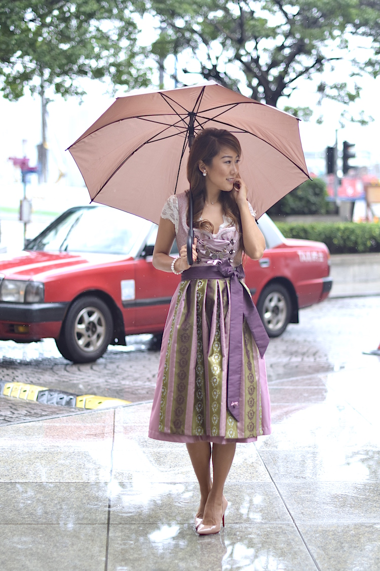 The Journey Of A Dirndl Amelie In Hong Kong The Classy