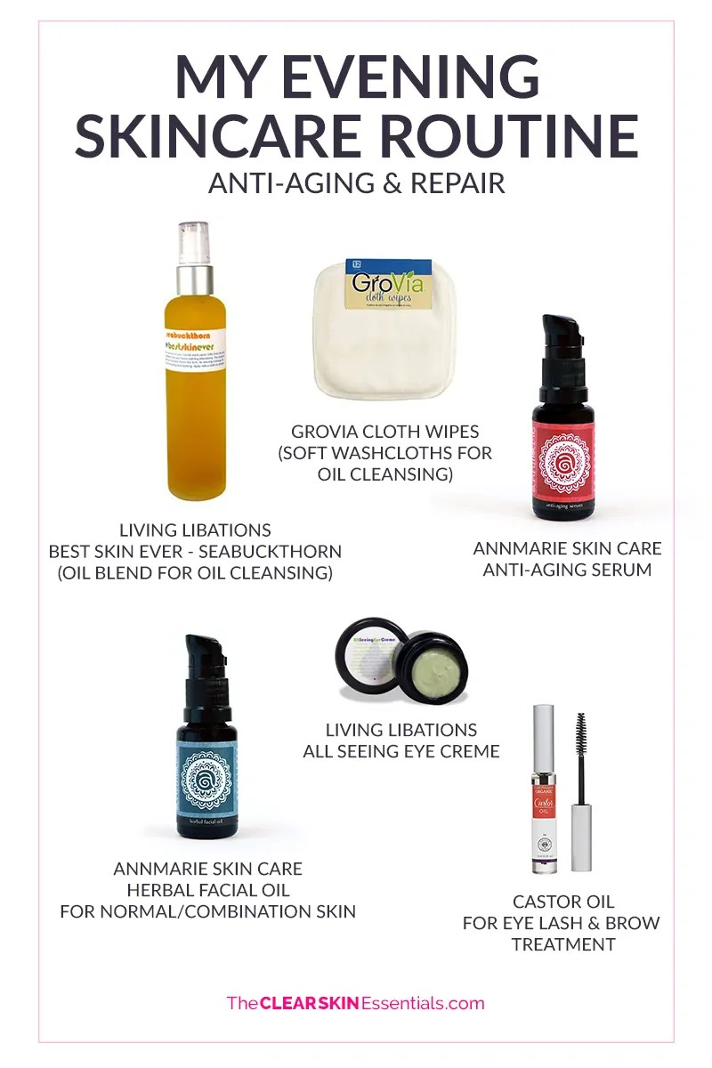 good face skin care routine