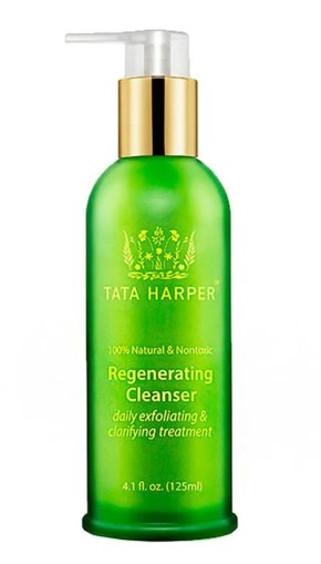 Tata Harper – Regenerating Cleanser | This is a gentle facial scrub that can be used quite regularly to resurface your skin and fade acne scars. Suitable for all skin types, it contains clays, enzymes, and oils – so it will thoroughly polish, soften, and gently exfoliate your skin without stripping it. What I like most about this exfoliant is how soothing it is – if you're prone to skin irritation, uneven skin tone, or dry patches – this is a great one!