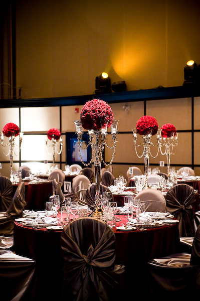 Wedding Reception Centerpiece Als Fos Decor Center