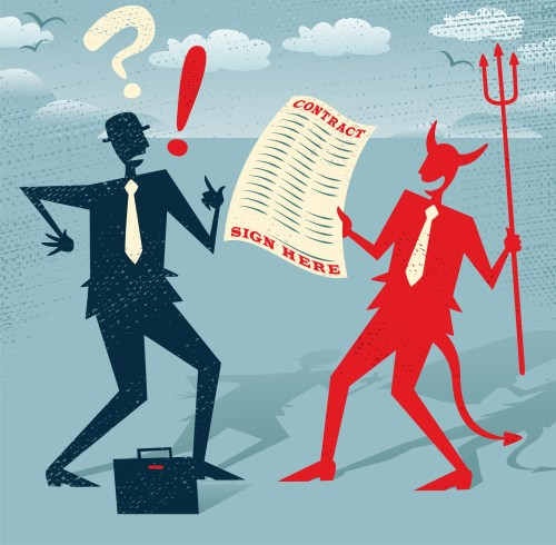 http://www.dreamstime.com/royalty-free-stock-images-abstract-businessman-signs-deal-devil-great-illustration-retro-styled-who-deciding-whether-image44066849