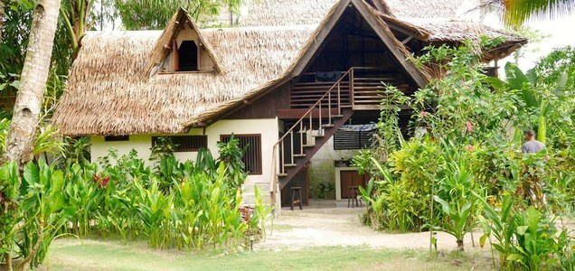 Modern Native Philippine Houses You Can Rent Live Like A