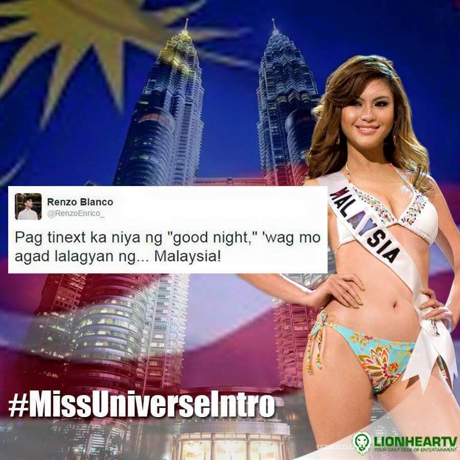 funny ms universe introductions from filipinos the clever filipina i mean everybody knows we love beauty pageants might as well ride the wave and enjoy it