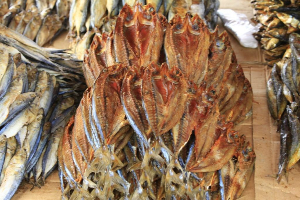 Rules against bringing dried fish into the usa the for Dried fish philippines