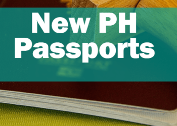 New High Security Passports for Filipinos