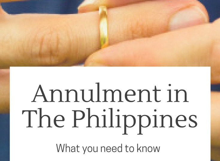 annulment process and dating