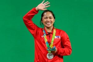 Olympics-Filipina