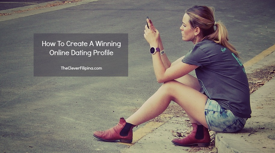How to make online dating profile
