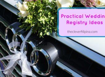 15 Practical Wedding Registry Ideas for 2016