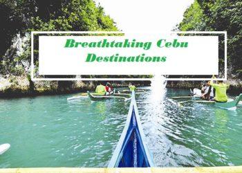 Breathtaking Cebu Destinations with Famous International Counterparts