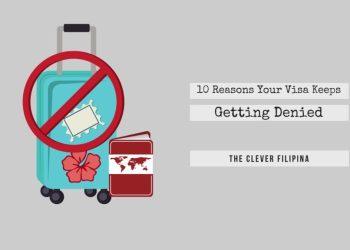 10 Reasons Your US Visa is getting Denied