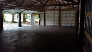 how much does a pole barn cost per square foot
