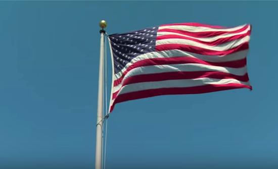 Estados Unidos bandera YT