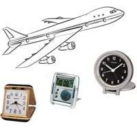 Travel Alarm Clocks