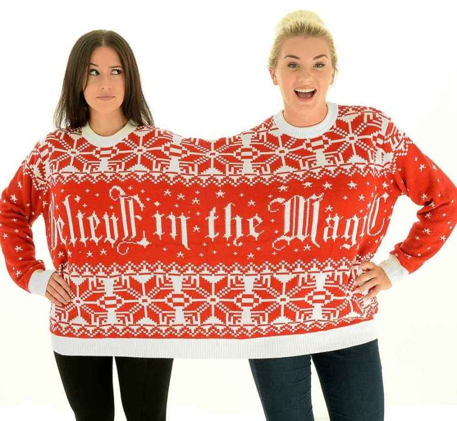its that time of year when the most harden christmas jumper fans start searching for the must have christmas jumper of the festive season