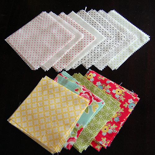 Make This Prairie Pinwheel Baby Quilt Tutorial