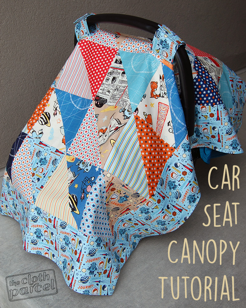 Pattern For Car Seat Canopy With Elastic
