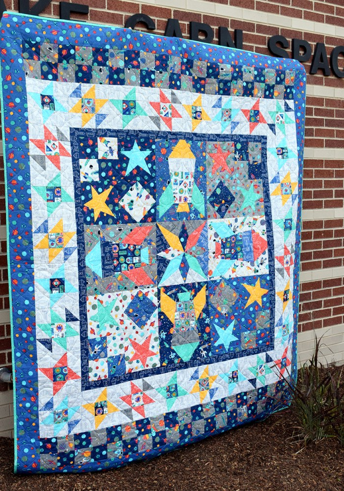 Mission to Mars Quilt