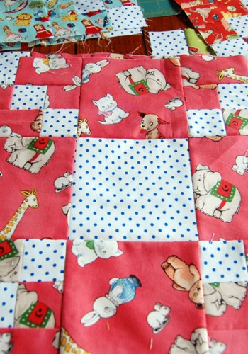 Inspiration: Little Playmates Quilt