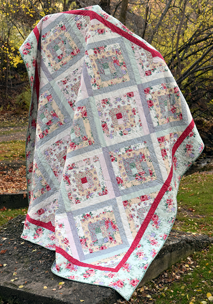 Potting Shed Quilt