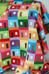 Seaside Cottages Quilt