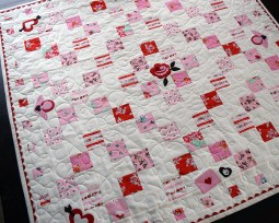 Valentines Mystery Quilt