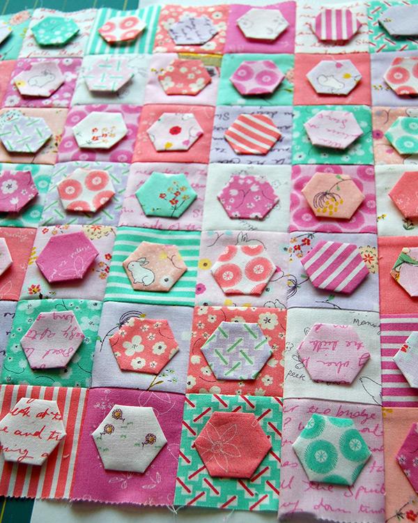 glue-down-hexagons3