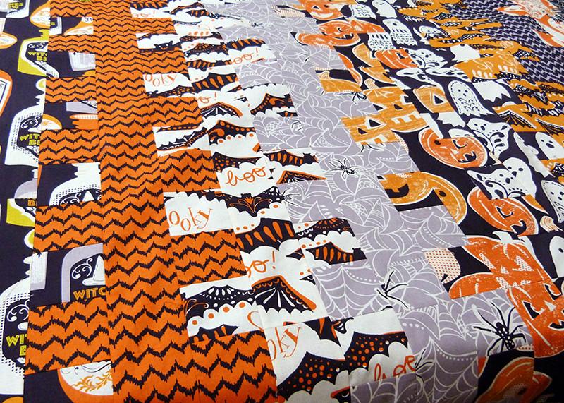 halloween quilt 5