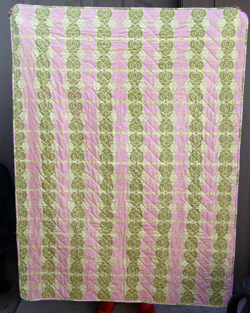 vivians baby quilt 3