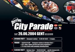 City Parade - Music Is The Answer @ Gand le 26 juin 2004