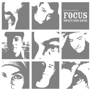 Phil Asher Presents Focus - Sweet And Sour - Versatile Records
