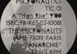 The Micronauts – Anarchie