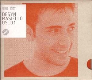 Various Artists - Original Series 01 Mixed by Desyn Masiello - Bedrock Records