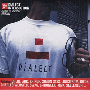 Various Artists - Dialect Intersection - Dialect Recordings