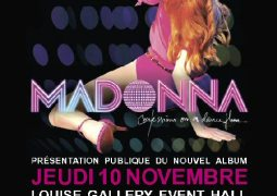 Madonna – Confessions on a dancefloor @ Le Cabaret le 14 novembre 2005