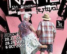 N.A.M.E. Festival 2007 – DJ/VJ Contest