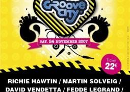 Skynet Groove City @ Brussels Kart Expo le 24 novembre 2007