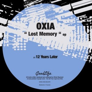 Oxia - Lost Memory EP - GoodLife