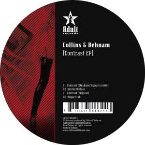 Collins & Behnam - Contrast EP - Adult Records