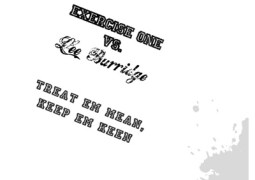 Exercise One vs Lee Burridge - Treat Em Mean, Keep Em Keen - Exone