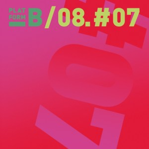Various Artists - 08.#07 - Platform B Recordings