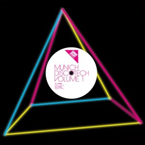 Various Artists - Munich Disco Tech Vol. 1 - Great Stuff Recordings
