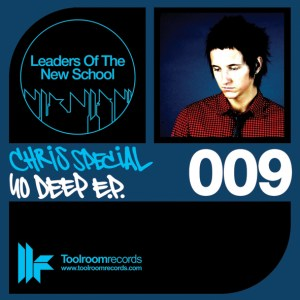 Chris Special - Go Deep EP - Leaders Of The New School