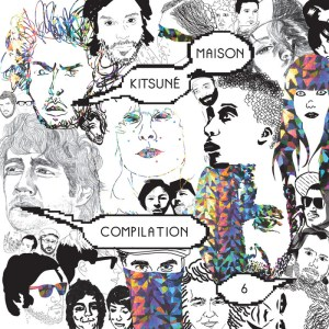 Various Artists - Kitsuné Maison 6 - Kitsuné
