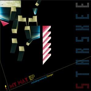 Starskee - My Way EP - Ekler'o'Schock