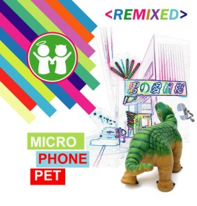 Mochipet - Microphonepet Remixed - Creaked Records